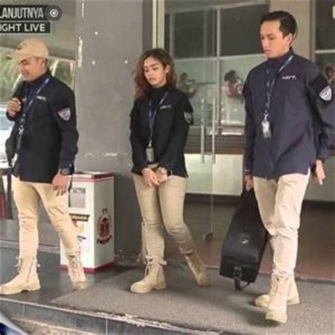 Celana Lapangan Perempuan seragam net tv wanita fashion garmen