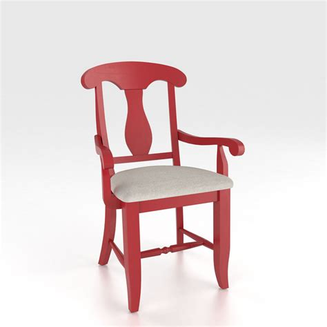 canadel cha0600watb custom dining traditional armchair
