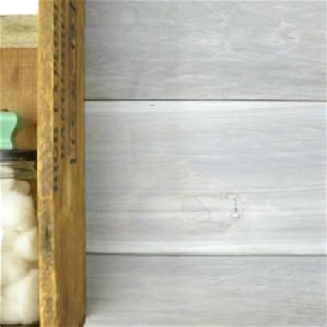 Shiplap Whitewash Update An Countertop With Concrete Refresh Living
