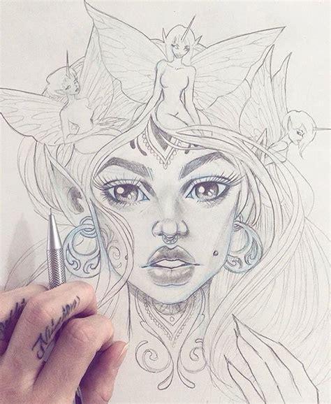 tutorial sketchbook indonesia best 25 fantasy drawings ideas on pinterest eye drawing