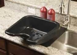 Portable shampoo bowl mississauga shampoo backwash toronto gta