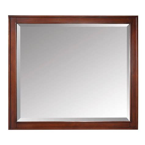 36 inch mirror avanity 36 inch mirror in tobacco finish the
