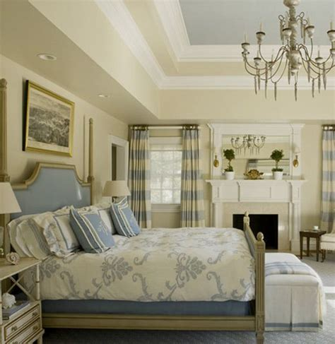 blue and beige guest bedroom traditional bedroom blue and soft white and cream kelley proxmire design
