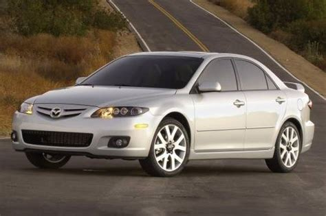 2006 mazda 6 weight used 2005 mazda 6 pricing features edmunds
