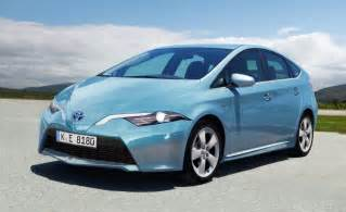 2015 Toyota Prius Car And Driver