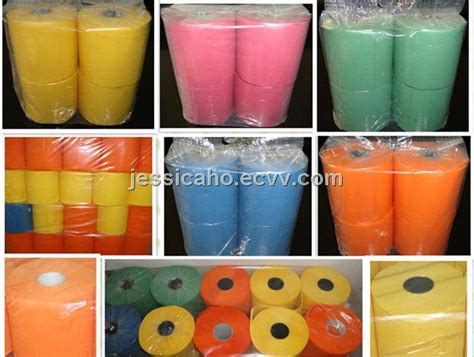colored paper towels wood pulp color rolled towels colorful toilet