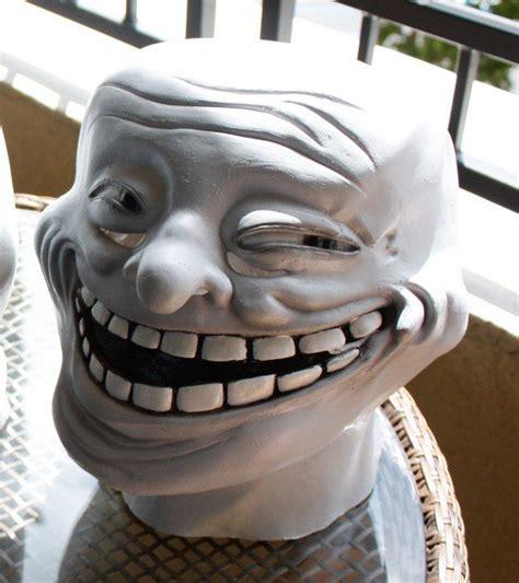 Troll Meme Mask - troll mask