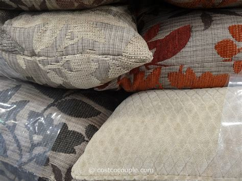Pillows Costco by Decorative Pillows 2 Pack