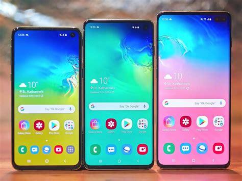 Samsung Galaxy S10e by Ich Habe Das Samsung Galaxy S10 S10 Plus Und S10e Getestet Und Es Gibt Einen Klaren Gewinner