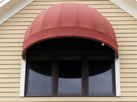 dome awning westchester county ny window awnings door canopies gs and s awnings