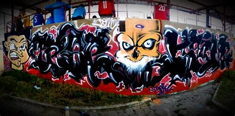 cual es la diferencia entre mural  graffiti kenancolors