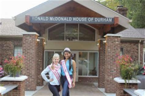 ronald mcdonald house durham shivali patel miss north carolina teen volunteered her time at the ronald mcdonald