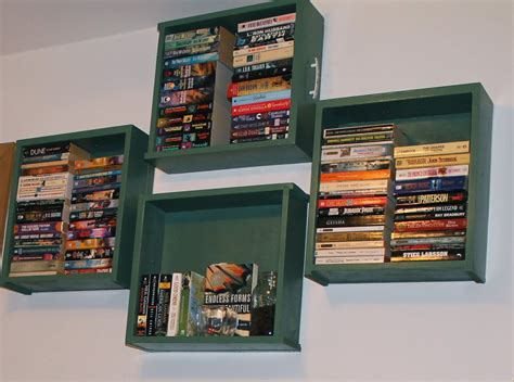 cool bookshelf ideas diy bookshelves from recycled