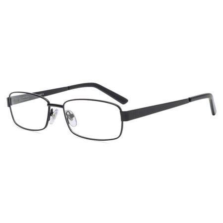 contour mens prescription glasses, fm9187 matte black