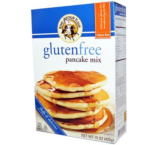 pancake flour king arthur flour gluten free pancake mix 15 oz 425 g