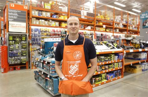biechler helps make home depot home for disabled workers