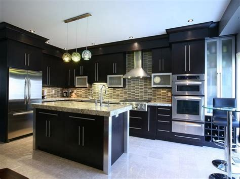 black kitchen cabinets ideas decorations amazing black kitchen cabinet paint colors
