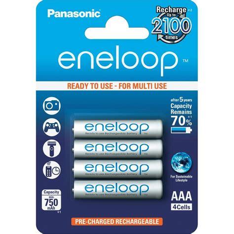 Baterai Panasonic Eneloop Pro 2550mah 4xaa Rechargeable Ni Mh Battery buy panasonic eneloop pro aa rechargeable ni mh batteries 2550 mah singapore pricelist
