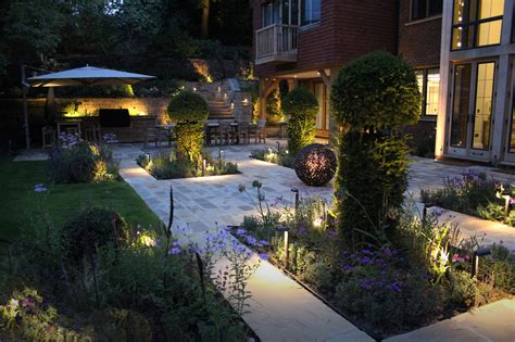 garden lighting designs   seasons