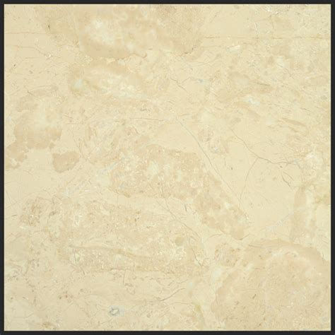 crema bella 12x12 polished marble tile modern tile other metro by all marble tiles