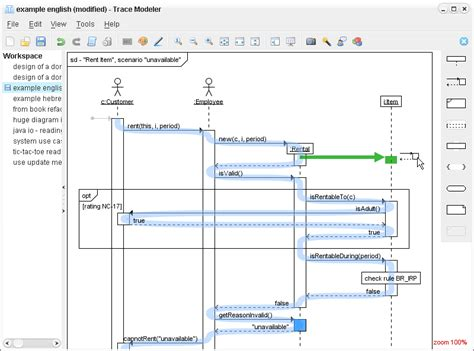 sequence diagram drawing tool uml sequence diagram editor for professionals easy to