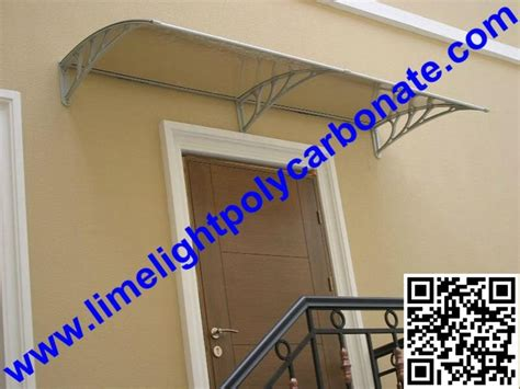 Diy Polycarbonate Awning by Awning Canopy Polycarbonate Awning Door Canopy Window