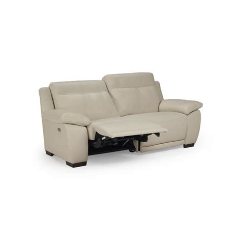 stylish indulgence b875 recliner sofa by natuzzi editions