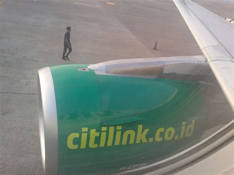 citilink report review of citilink indonesia flight from jakarta to