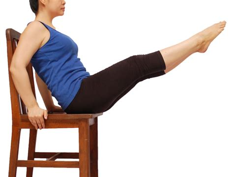 Desk Exercises by Office Chair Workouts For Abs Home Chair Decoration