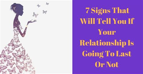 7 Telling Signs That You Are In by 7 Signs That Will Tell You If Your Relationship Is Going