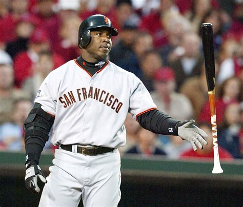 sportsblog all funked up barry bonds breaks single