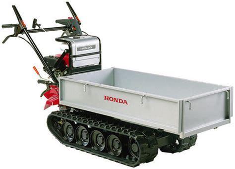 honda carrier honda hp250 hp400 power carrier parts