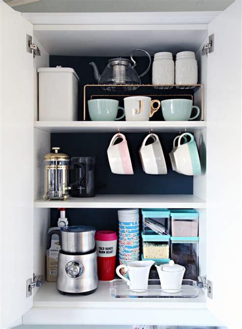 coffee mug storage ideas diy projects craft ideas