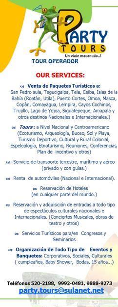 plan estrategico de marketing para la tour operadora party tours view plan estrategico de marketing para la tour operadora party