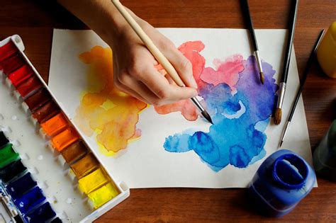 paint picture 4 ways watercolor is taking the design world by anthem