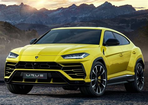 lamborghini urus lamborghini urus officially unveiled with twin turbo v8