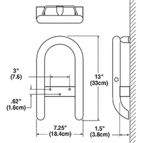 dual purpose grab bars for your bathroom invisia™ collection