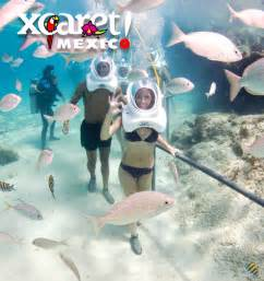 Most Comfortable Pen Sea Trek 174 Underwater Walk Beneath The Mexican Caribbean