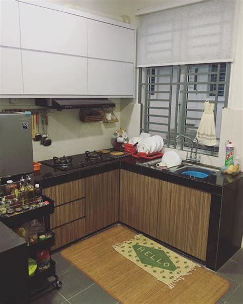 ciknaa dekorasi rumah sewa diy wallpaper kaison rumah sempit hanya beli barang kat mr d i y kaison dan