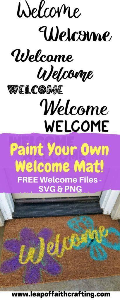 doormat easy diy tutorial easy diy leap
