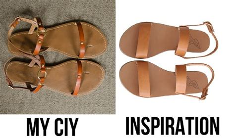 make your own sandals ciy make your own simple sandals www