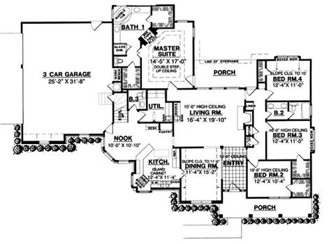 portrait homes floor plans the portrait 8204 4 bedrooms and 2 baths the house