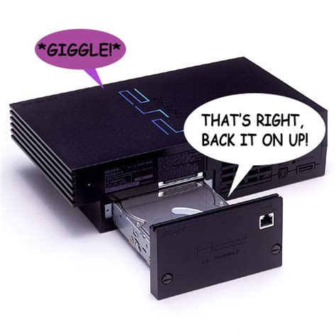 Hdd Ps2 the ps2 hdd by grafiteeson on deviantart