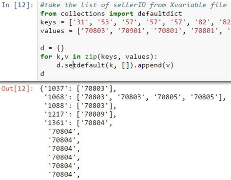 counting frequency of multiple variables for each key in