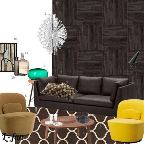 decorar salon tonos marrones deco esp 237 a un sal 243 n c 225 lido en tonos oscuros