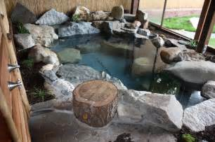 Garden Of Day Spa Japanese Garden Spa Tub