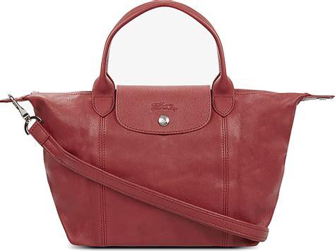 Longch Cuir Small 11 longch shoulder bag le pliage leather cuir longch shoulder bag le pliage leather cuir