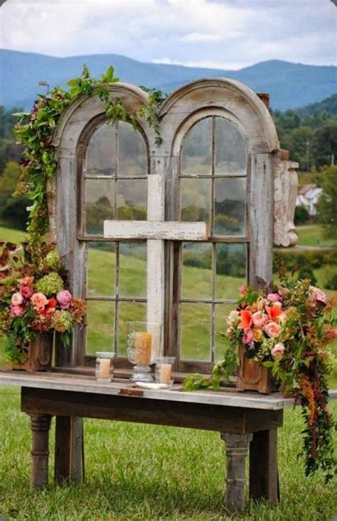 planning an outdoor wedding at home unique alternative ideas for decorating the altar for a
