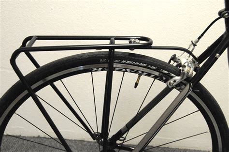 Tubus Fly Rear Rack by Any Reason Why This Would Not Work Tubus Fly Install