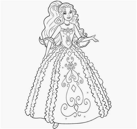 Barbie Coloring Drawing Free Wallpaper Anggela Coloring Book For Free Drawing Pages
